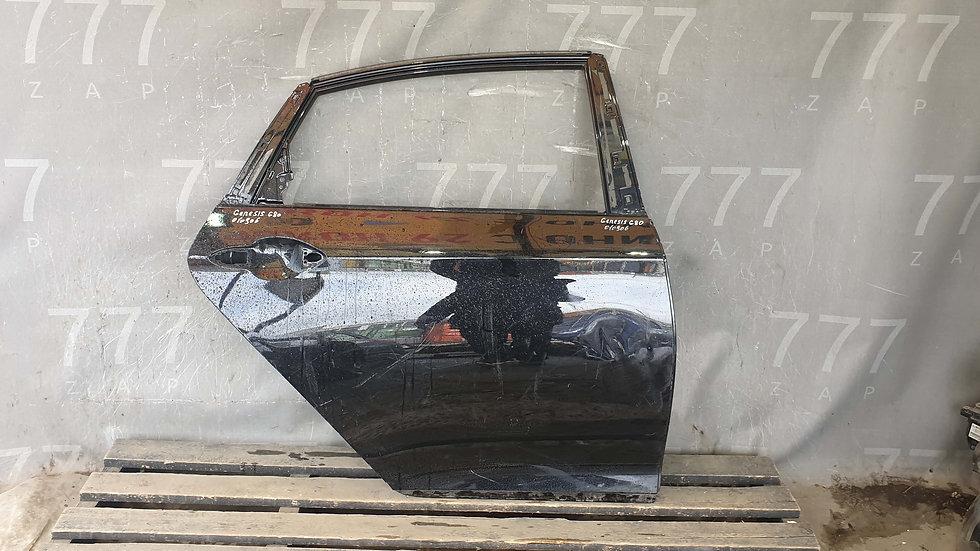 Hyundai Genesis 2 G80 Дверь задняя правая Б/У Оригинал