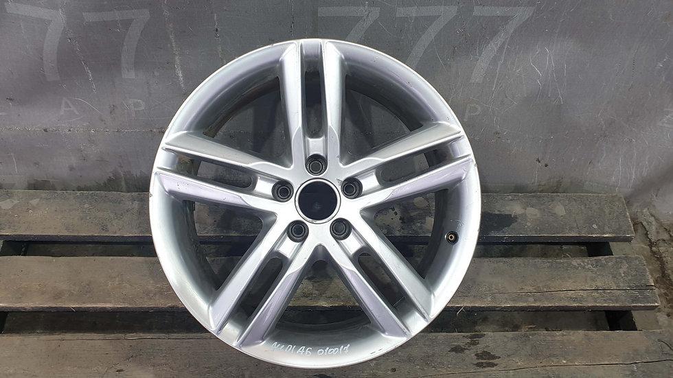 Audi A6 (C7) Диск колесный литой R18 Б/у Оригинал