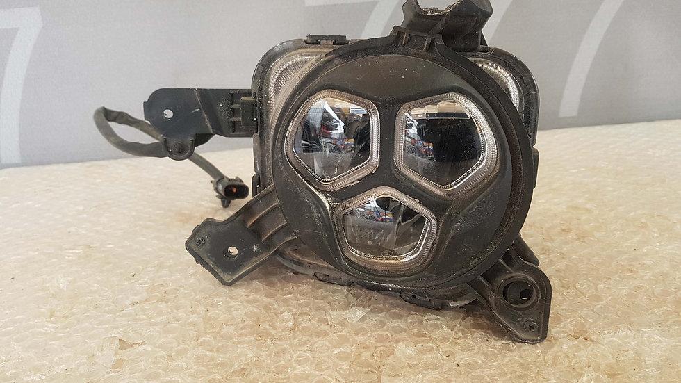 Kia Optima 4 (JF) 16-18 Птф передняя правая LED Б/у Оригинал