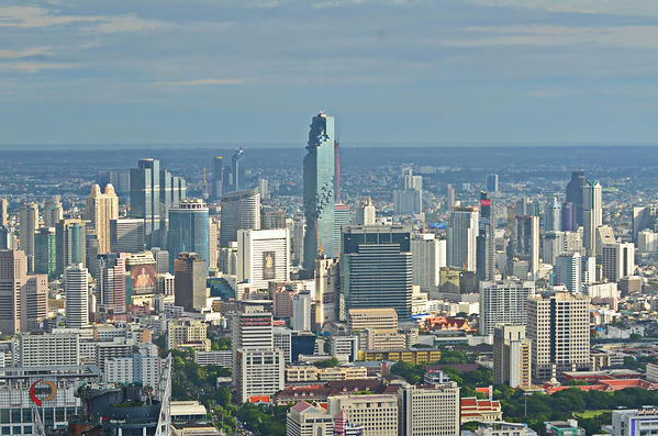 MahaNakhon is now the tallest building in Thailand. Condos here can easily fetch over a million bucks.