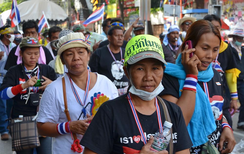 Bangkok Protest