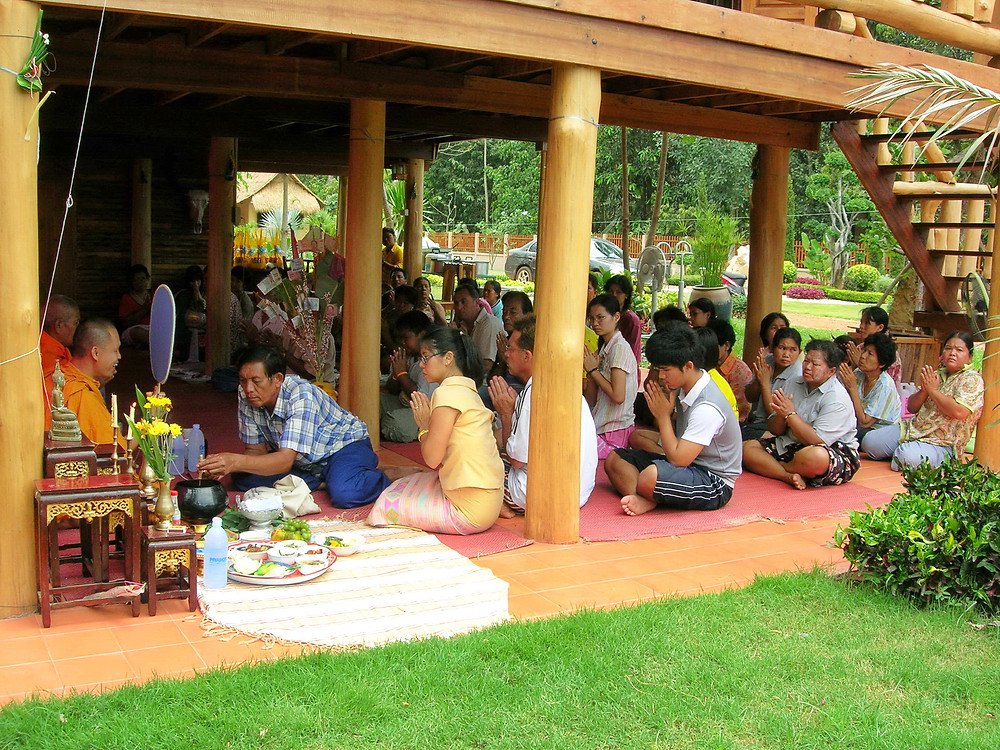 Buddhist House Blessing