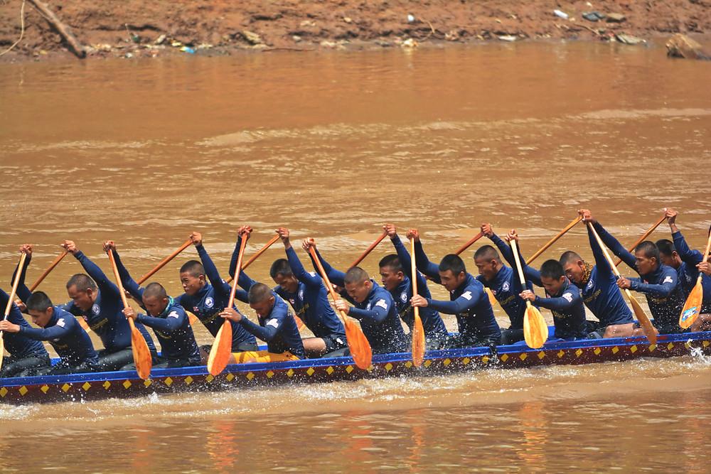 Thai Army team