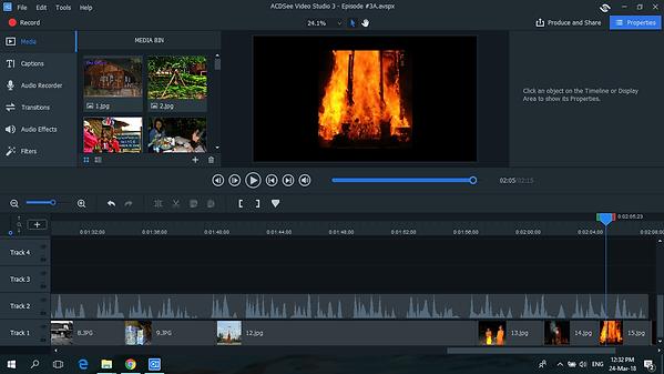 Learning ACDSee Video Studio 3.