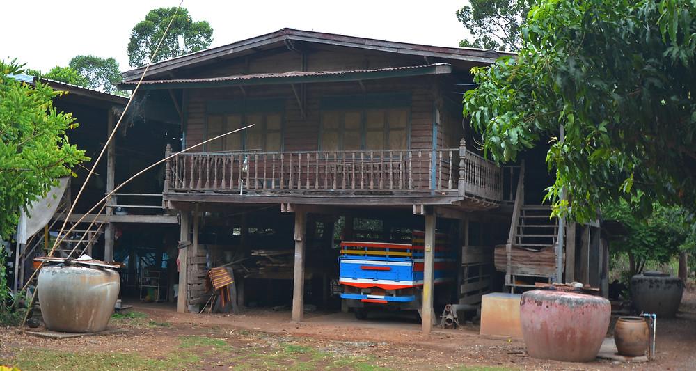 Thai Farm Truck