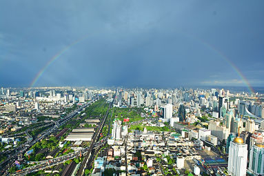 Raiinbow in Bangkok