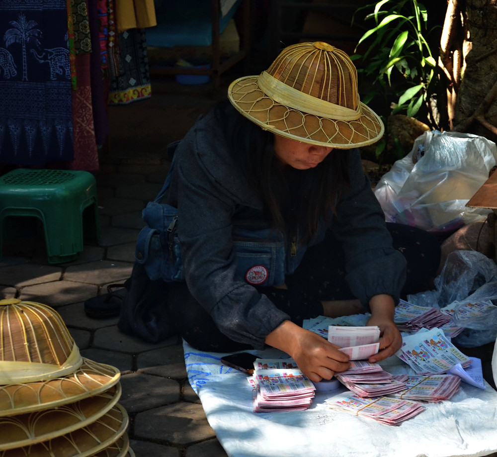 Rice Hat Lottery