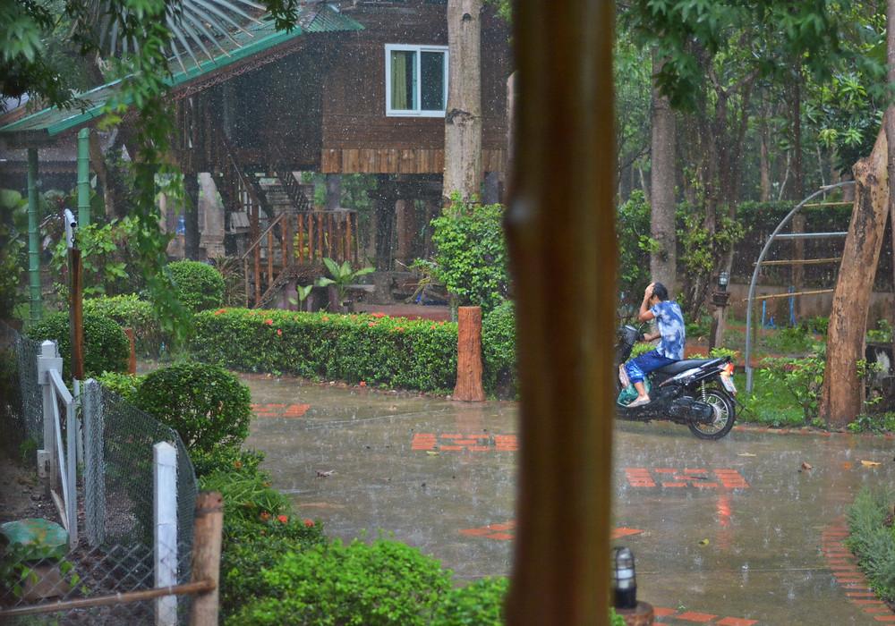 Rainy Season is June to Oct