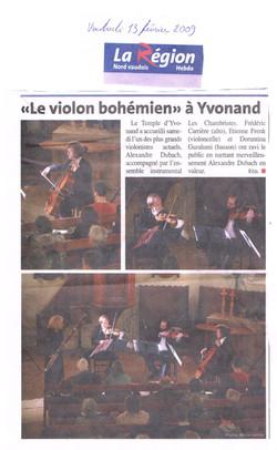 2009-02-13 La région Nord Vaudois