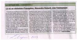 2013 L'Express