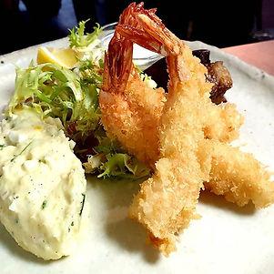 Eby Fry et salade de Pdt japonaise _#foo