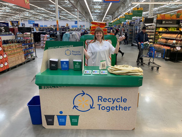 Recycle Together @ Walmart