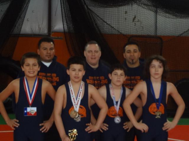D3 Wrestlers