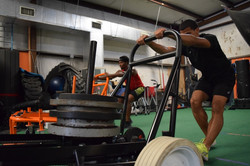 Carlin Isles,USA Rugby/Bryce Robinson,USA Track