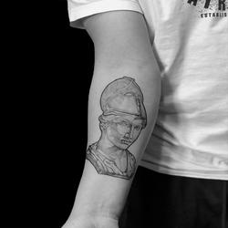 Igor tattoo