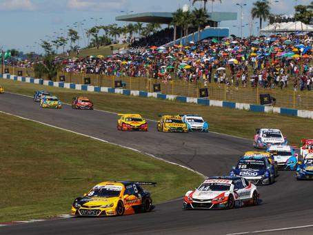 Stock Car: Em etapa difícil, Rafael Suzuki salva pontos nas duas provas de Goiânia