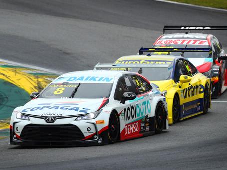 Em Interlagos, Rafael Suzuki larga em 3º lugar, belisca pódio, e entra no top-10 do campeonato