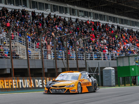 Rafael Suzuki avança 12 posições para somar pontos na Corrida do Milhão em Interlagos