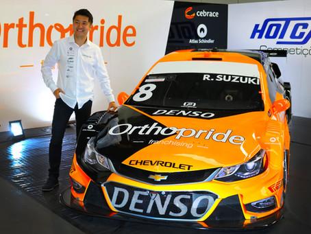 "Rafael Suzuki revela layout da ""Laranja Mecânica"" para Stock Car 2019"