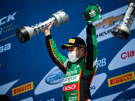 Por unanimidade, Rafael Suzuki e Full Time recuperam vitória da 7ª etapa da Stock Car