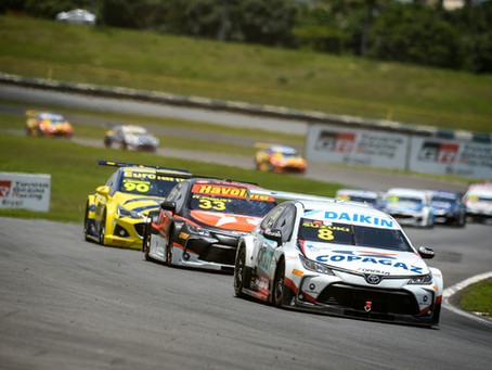 Após boas performances em Goiânia, Rafael Suzuki visa fechar seu melhor ano na Stock Car no top-10