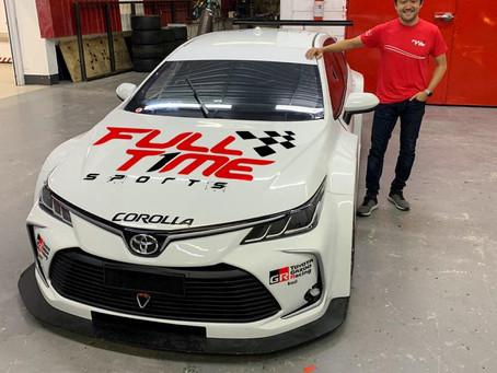 Full Time Sports anuncia Rafael Suzuki e completa seu quarteto para a temporada 2020 da Stock Car