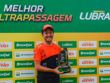 Em Goiânia, Rafael Suzuki começa a etapa com 3º melhor tempo e troféu de Melhor Ultrapassagem