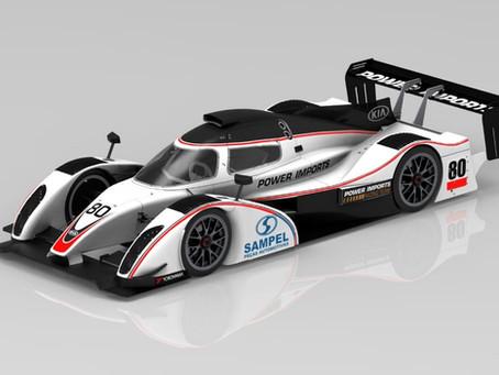 Brasileiro de Endurance: Power Imports Team terá Finardi e Suzuki com protótipo AJR