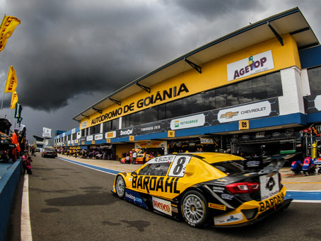 Stock Car: Com boas largadas, Rafael Suzuki soma mais um top-10 em Goiânia e pontua nas duas provas