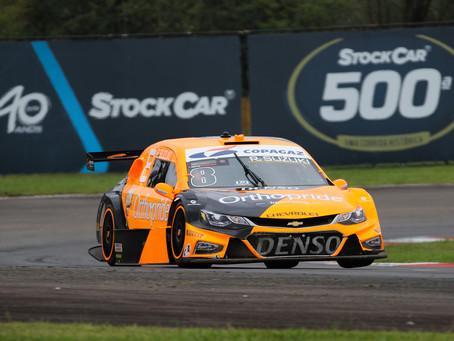 Na Stock Car 500, Rafael Suzuki começa o ano no top-15 no Velopark