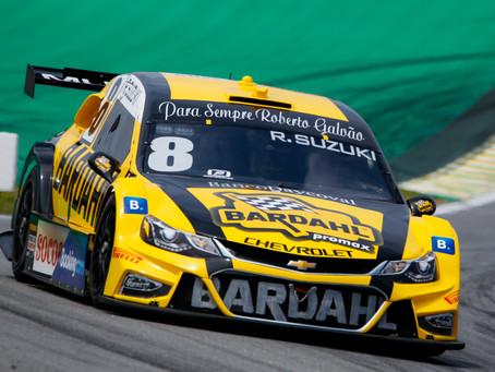 Rafael Suzuki faz balanço positivo de sua melhor temporada na Stock Car