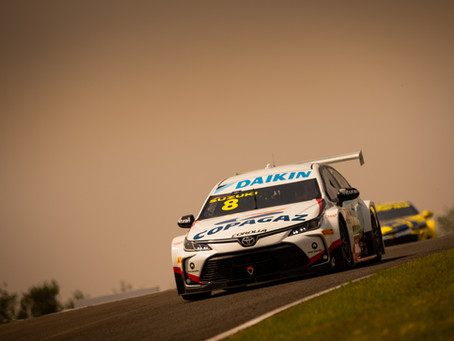 Após 1ª vitória na Stock Car, Rafael Suzuki quer manter a boa fase em Cascavel
