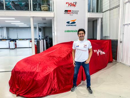 Copagaz renova patrocínio com Rafael Suzuki para temporada 2021 da Stock Car