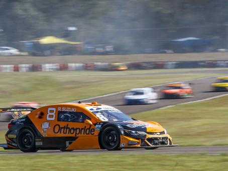 Stock Car: Rafael Suzuki segue pontuando com 12º lugar em Santa Cruz do Sul