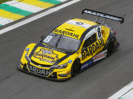 Na Corrida de Duplas, Rafael Suzuki disputa abertura da Stock Car 2018 em Interlagos
