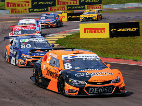 Stock Car: Rafael Suzuki briga pelo top-10 na corrida 2 no Velopark