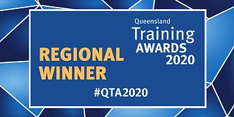 QTA 2020 regional winner post Twitter.pn