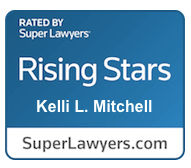 Super Lawyers Rising Star Kelli L Mitche