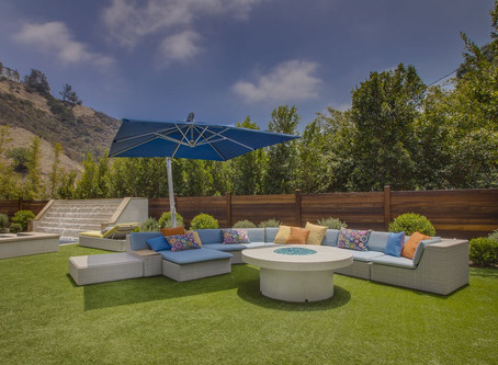 Featured in Dering Hall:  25 Outdoor Living Rooms