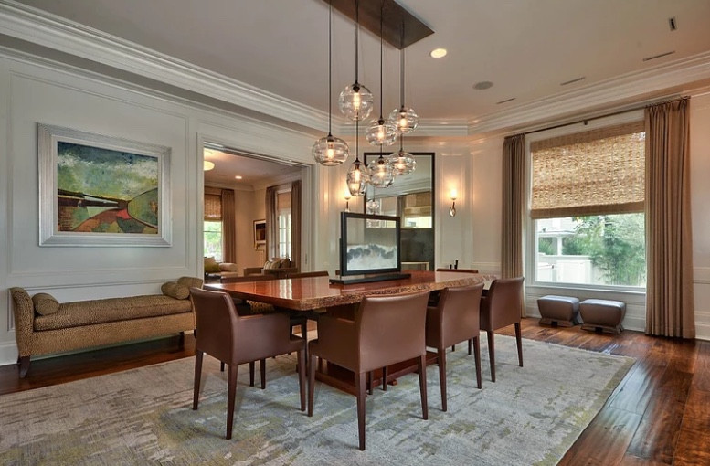 Tampa Interior Designer | Crespo Design Group | Interior Design Blog | 10-16-17 Elegant Dining Rooms For The Ultimate Dinner Party 1
