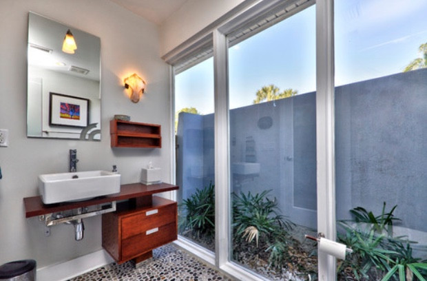 Interior Design Tampa   Crespo Design Group   Interior Design Blog   8-15-17 Chic Tampa Mid-Century Modern Home 4
