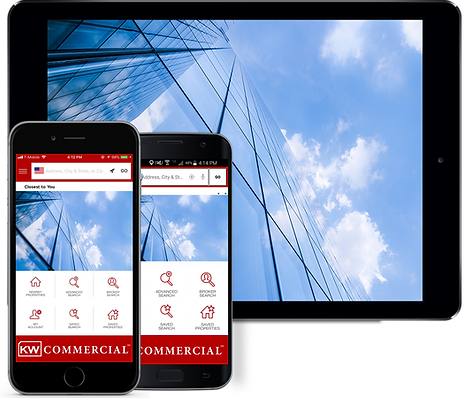 KW Commercial App Banner _ Tampa Bay Com