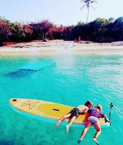 Boat Charters St Thomas _ Phoenix Island Charters _ kids at beach tile 1.jpg