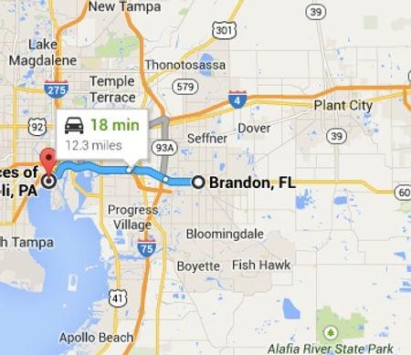 Brandon Personal Injury Attorney and Auto Accident Lawyer   Joseph Vecchioli