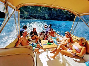 Boat Charter St Thomas | Phoenix Island Charters