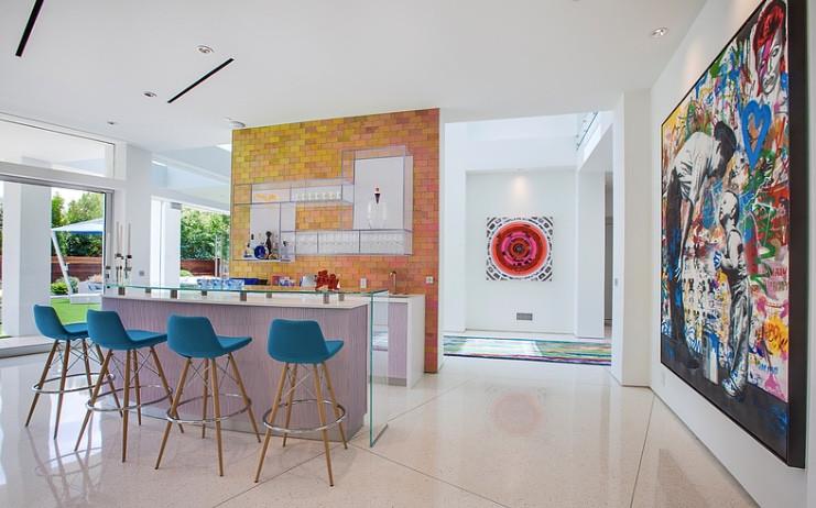Interior Design Firm Tampa | Crespo Design Group | Interior Design Blog | 8-24-17 Designing A Creative Contemporary Home 4