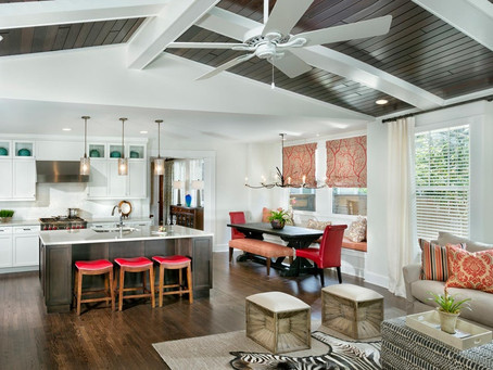Designing for Kitchens with High Ceilings