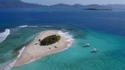 Sandy Spit British Virgin Islands _ Phoe