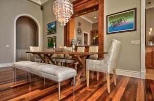 Tampa Interior Design Blog | St pete dining area design in Dering Hall | Crespo Design Group