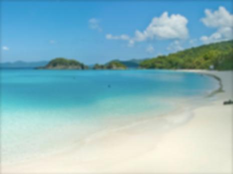 St John - Trunk Bay - Private Island Boa